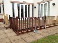 fencing for decking